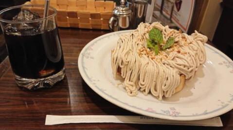 珈琲店 スパニョラ 梅田 モーニング 北新地