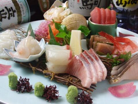 秋葉原 居酒屋 潮音 魚料理 和食