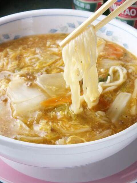 中国料理 龍門 田町 東京 酸辣湯麺 おすすめ