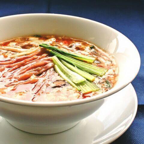 中国料理 たけくま 赤坂店 東京 酸辣湯麺 おすすめ