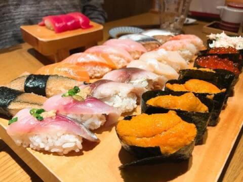 すし玉 ルミネ横浜店 寿司 食べ放題 おすすめ