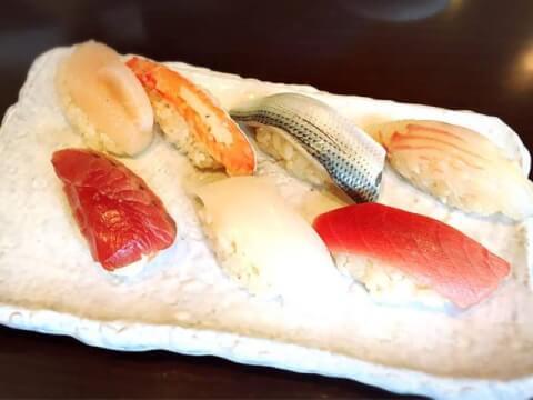 鮨ふく 浦和 ランチ