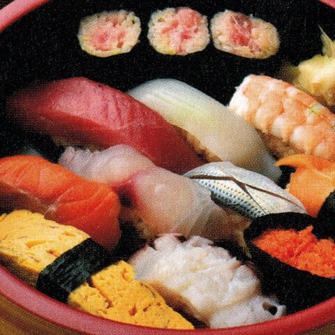 寿司勝の握りずし