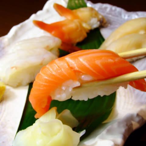 すしまみれの寿司