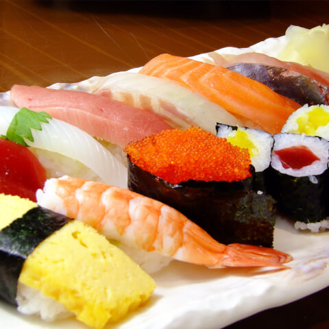 新宿 ランチ すしまみれ料理
