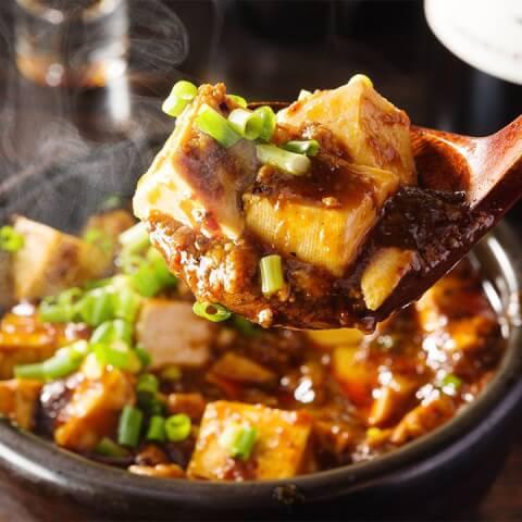 ショーシンシン マーボー豆腐