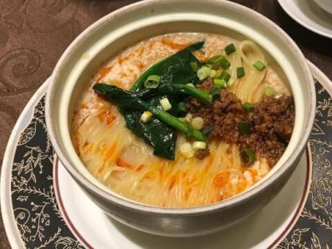 目黒 ディナー 中華 旬遊紀 坦々麺
