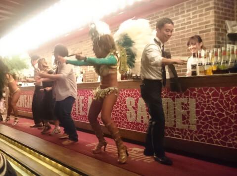 シュラスコ&ビアバー GOCCHI BATTA 渋谷道玄坂 居酒屋 肉