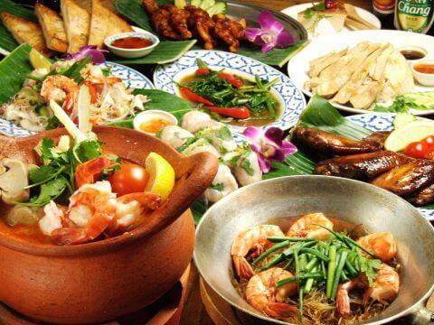 旅人食堂料理