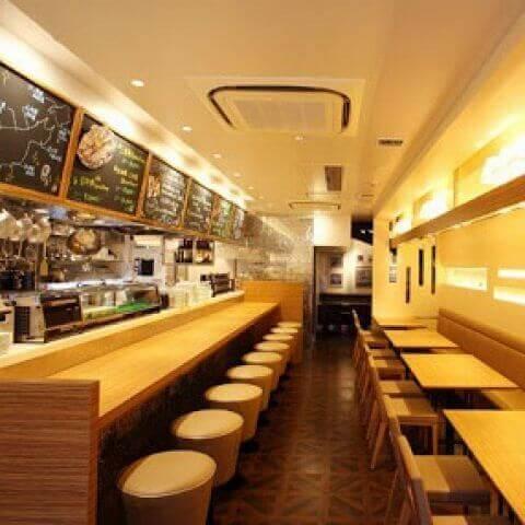 オイスターテーブル 銀座コリドー店 東京 おすすめ 牡蠣食べ放題