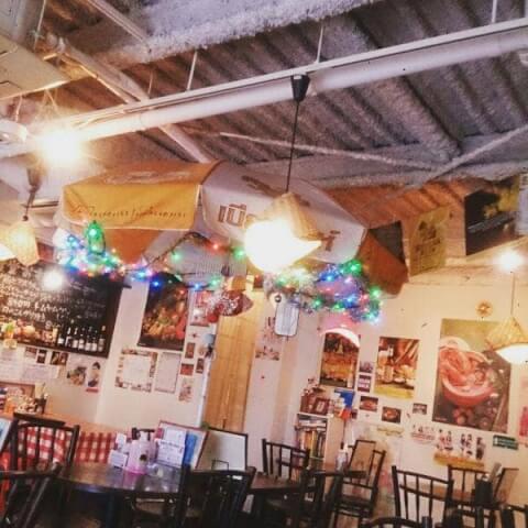 立川_おすすめ_ランチ_タイ料理_バナナ食堂
