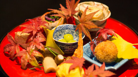 日本料理 太月 表参道 ディナー