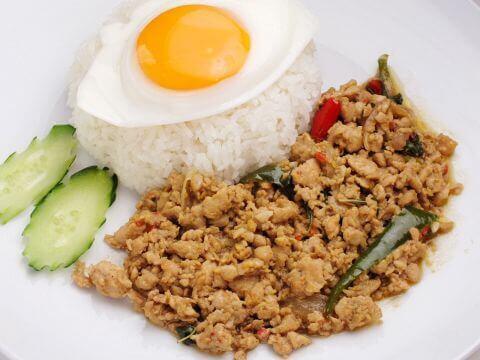 タイかぶれ食堂の料理画像