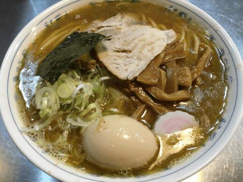 滝野川大勝軒_ラーメン