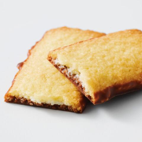 退職のギフトに人気のお菓子、ロイズのバトンクッキー