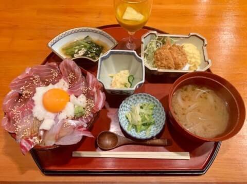 スペシャル海鮮丼 高瀬 代々木駅 ランチ 和食 和食
