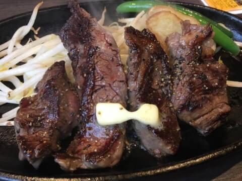 1ポンドのステーキハンバーグ タケル西中島 新大阪 テイクアウト おすすめ 肉