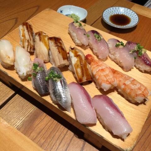 築地玉寿司 みなとみらい店 横浜 寿司食べ放題 おすすめ