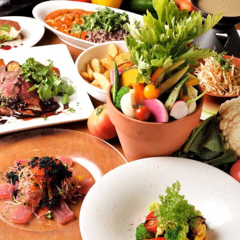 TASTE6 野菜料理