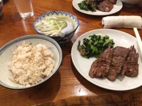 仙台でおすすめの牛タン、太助