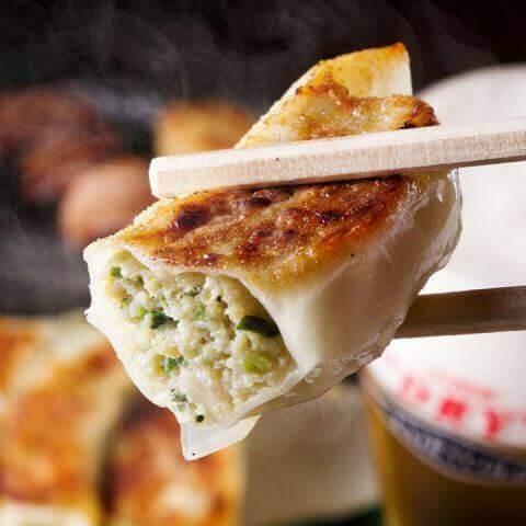 手作り鶏餃子 上野