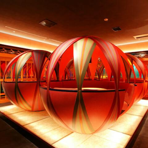 個室風流七色てまりうた 新宿 新宿三丁目 居酒屋 おすすめ おしゃれ