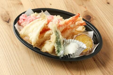 てつたろうの天ぷらテイクアウト 梅田 テイクアウト おすすめ 芝田 茶屋町