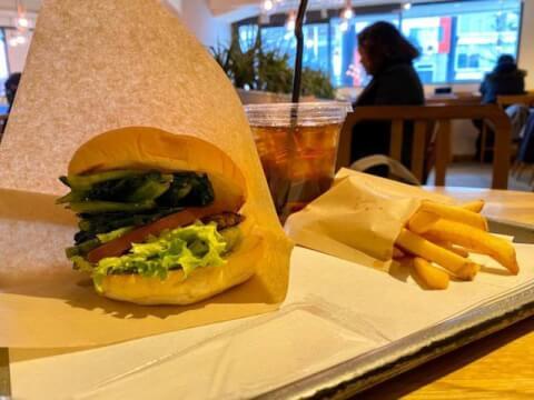 the 3rd Burger 新宿大ガード店 新宿 ハンバーガー おすすめ
