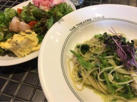 渋谷_ランチ_THE_THEATRE_TABLE_ランチ