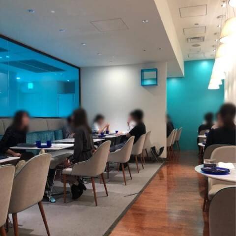 THE CAMPANELLA CAFE 東京 カフェ