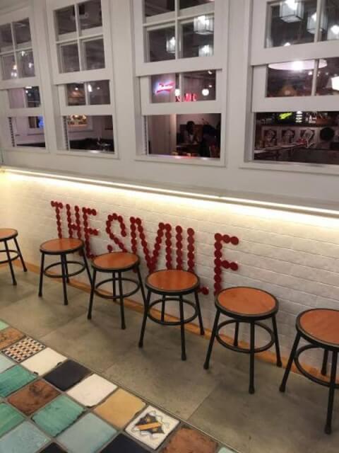 THE SMILE ルミネエスト新宿店 おすすめ ハンバーガー