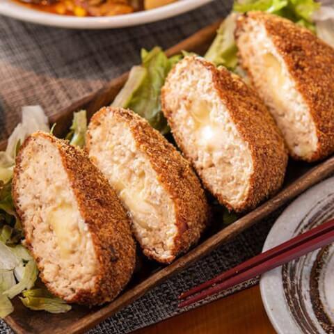 豆腐チーズメンチカツ とうふ創菜dining蒼 外苑前 居酒屋 おすすめ 豆腐 和食