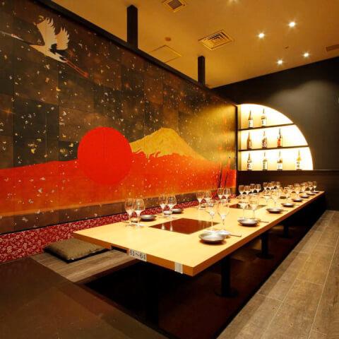 個室居酒屋 酒蔵 季 錦糸町 おすすめ 個室 ランチ