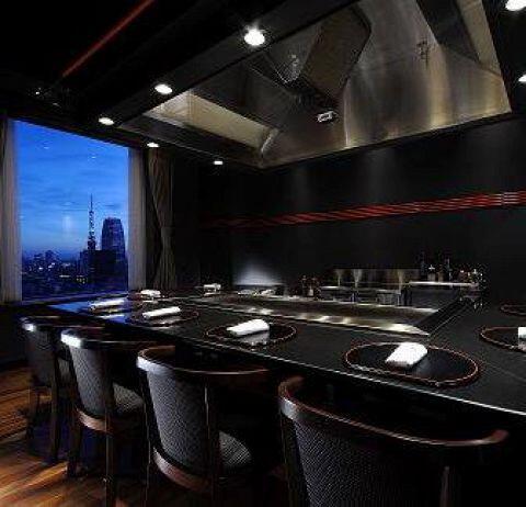 一徹 第一ホテル東京 新橋 東京 ホテルレストラン おすすめ 鉄板焼き 肉 個室