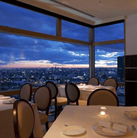 ア ビエント渋谷エクセルホテル東急 東京 おすすめ ホテルレストラン