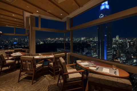 サザンタワーダイニング 新宿 東京 ホテルレストラン おすすめ