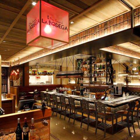 Bar Espanol LA BODEGA東急プラザ銀座店 安い スペイン料理 おすすめ 個室 ランチ ディナー
