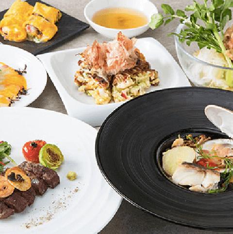 大坂鉄板焼 銀座 鉄十 東急プラザ銀座 ランチ ディナー おすすめ 和食