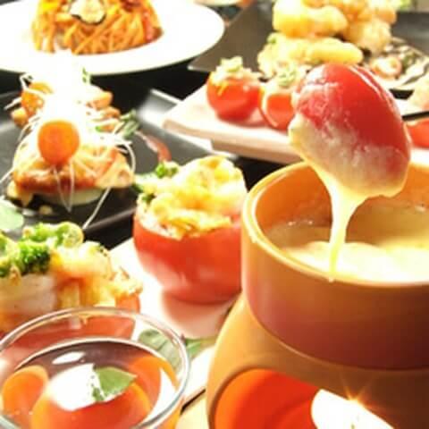 DININGみにとまと お野菜と地鶏と 三宮 居酒屋 個室 女子会