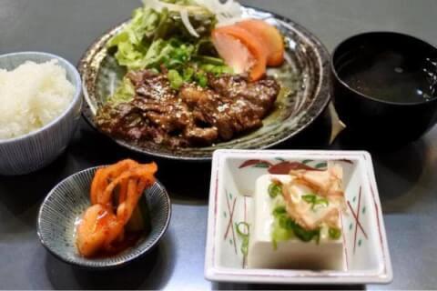 富鶴の料理画像