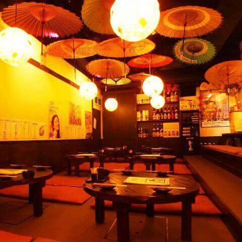 先斗町 新宿本店 女子会 おすすめ レストラン 和食