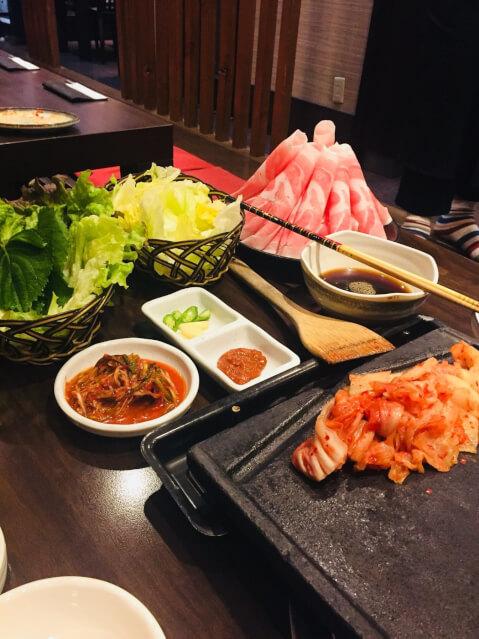 とん豚デジ_韓国料理_六本木_居酒屋_肉_女子会