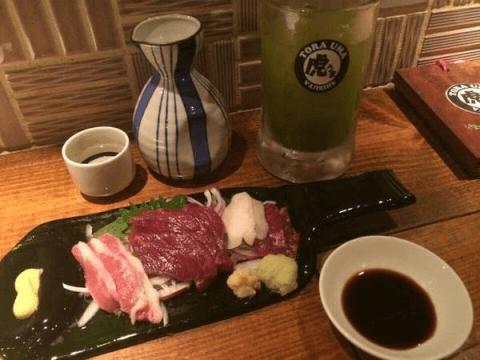 虎うま 渋谷 桜丘 居酒屋 おすすめ 隠れ家 人気