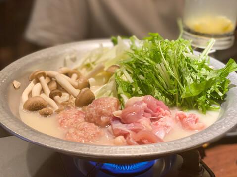 六本木 居酒屋 和食 とりいちず 水炊き