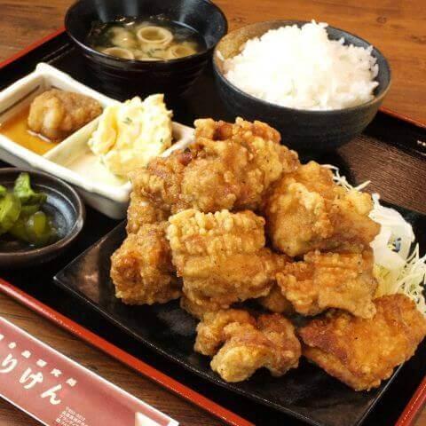 焼き鶏研究処 とりけん 神戸 元町 おすすめ ランチ 和食
