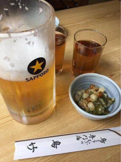 鳥竹 渋谷 居酒屋 安い 焼き鳥 ビール