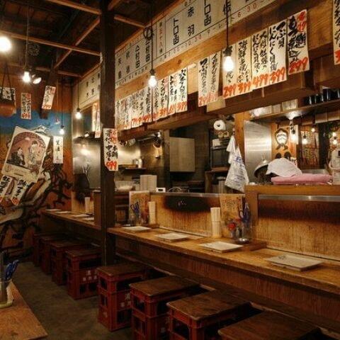 赤羽のおしゃれで安いおすすめの居酒屋、個室で海鮮、トロ函