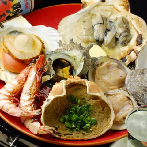 浜焼酒場 トロハチ 渋谷店 居酒屋 センター街 おすすめ 海鮮 魚介 和食
