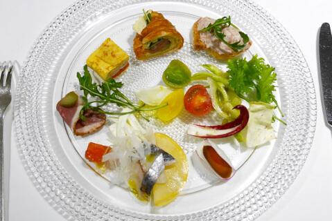 銀座 ディナー フレンチ GINZA TOTOKI 料理