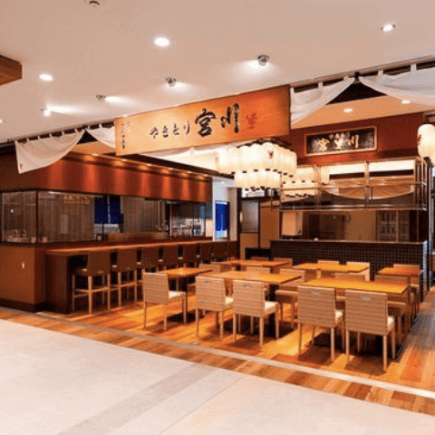 やきとり宮川 豊洲店 おすすめ ランチ 和食